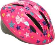 Apollo Mermaid Kids Bike Helmet (48-52cm) Adjustable Childrens Lightweight