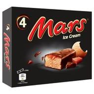 Mars Ice Cream 2 X 4 X 51ml (204ml)