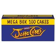 McVitie's 100 Jaffa Cakes Mega Box