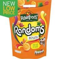 Rowntrees Randoms Sour 140g