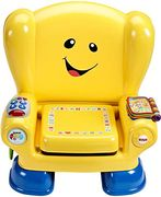 Fisher Price Laugh and Learn Smart Stages Chair - Yellow