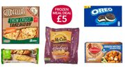 £5 Freezer Fillers Deal at Co-Op