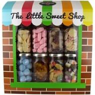 Sweet Shop Jars