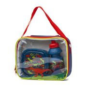 Dinosaur Kids Lunch Bag with Bottle & Box BUY ONE GET ONE HALF PRICE