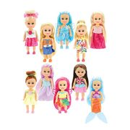 Sparkle Girlz Little Fairies Dolls 10 Pack - save £8