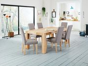 Gorg Lindos Dining Table & 6 Lucy Chairs