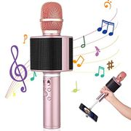 Karaoke 4 in 1 Bluetooth Microphone