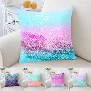 Gugio New Bedroom Living Room Colorful Pattern Pillowcase Pillow Cover for Home
