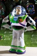 Toy Story Buzz Lightyear Bubble Blower