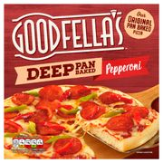 Goodfella's Deep Pepperoni Pizza 415G