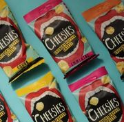 Try 3 Bags of Cheesies for Free - Just Pay £1.49 P&P