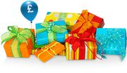 Free Gift with Purchase £50+
