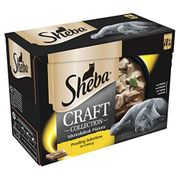 Sheba Craft Collection Poultry Selection in Gravy