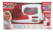 Junior's Home Red & White Iron Toy