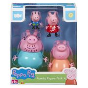 PRICE DROP! Peppa Pig Family Figures Pack - 33% Off