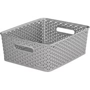 Curver 13L Grey Basket