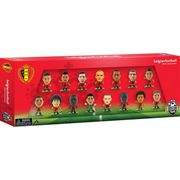 SoccerStarz Belgium 15 Team Figurine Pack - Save £25