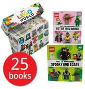 Bargain! My LEGO World - 25 Books at the Book People