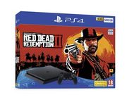 SONY PS4 500GB CONSOLE RED DEAD REDEMPTION 2 BUNDLE Only £234.99