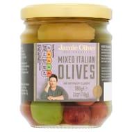 Jamie Oliver Mixed Italian Olives 180G