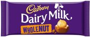 Cadbury Dairy Milk Whole Nut 120g - Better Than HALF PRICE!