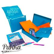 Pukka Filing Collection: Blue