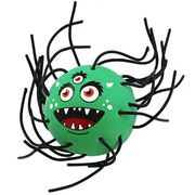 Rubber Spider Bounce Ball - Assorted