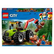 LEGO City Forest Tractor Farm Toy
