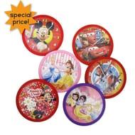 Disney Clock - Assorted Designs (25cm)