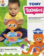 Tomy Octopus Spinning Toy