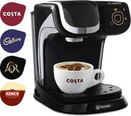 *HALF PRICE* TASSIMO by Bosch My Way Coffee Machine - Black