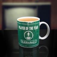 71% off Subbuteo Mug with BIG Price Cut