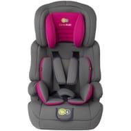 Kinderkraft Comfort up Group 1,2,3 Car Seat (Pink) for £39.95