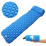 AGM Inflatable Sleeping Mat Camping Pad