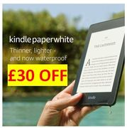 £30 off - Kindle Paperwhite