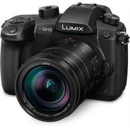 £200 off Panasonic Lumix GH5 Mirrorless Camera Body