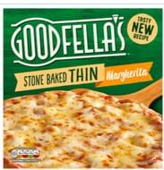 Goodfella's Stonebaked Thin Margherita Pizza