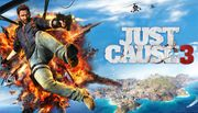 PC Steam Just Cause 3 £1.79 at Humble Bundle