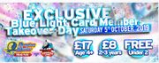 Blue Light Card Holders ONLY- Drayton Manor Deal