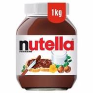 1kg Nutella at Lidl Instore
