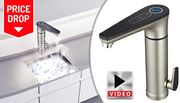 Instant Hot Water Tap with Touch Screen Control