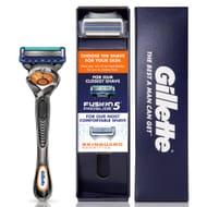 Gillette Fusion5 Men's Proglide Razor with Skinguard Just £1.99!