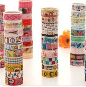 10x 5m Rolls of Craft/decorative Tape Only 63p. Free Delivery