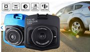 HD Car Dash Camera with Night Vision - 2 Colours and Optional 32GB SD Card
