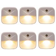 50% off 6 Pack Plug in LED Night Light
