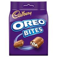 Cadbury Oreo Bites 110G at Tesco Only £1