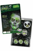 California Costumes Toxic Zombie Halloween Makeup Kit Only £4.99 at ClearanceXL