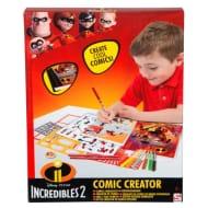 Disney Pixar Incredibles Comic Creator Play Set