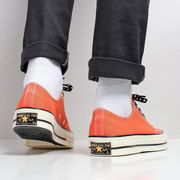 Best Price Converse Chuck Taylor All Star 70 Ox Shoes Turf Orange/Melon Baller