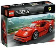 LEGO Speed Champions Ferrari F40 Toy Car Model - 75890 - Argos Ebay